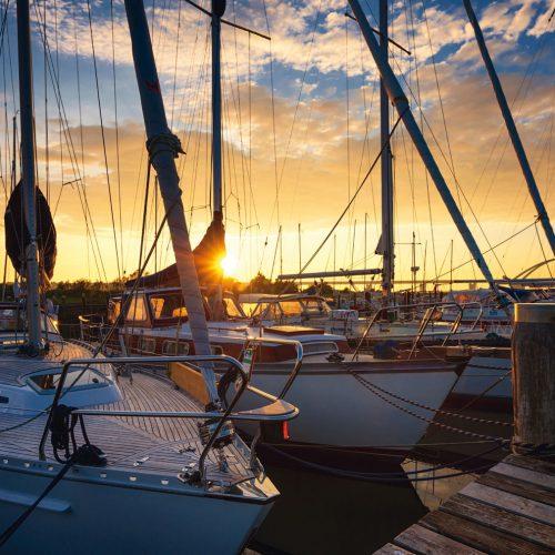 Yachthafen Großenbrode
