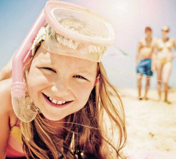 Urlaub mit Kindern in Großenbrode