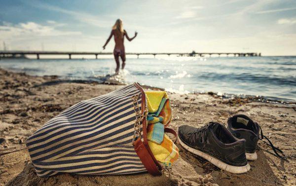 Strandtasche Großenbrode